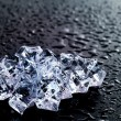 Ice crystal — Stock Photo #53351723