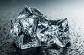 Ice crystal — Photo