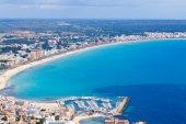 Majorca, beach and sea — Stock Photo
