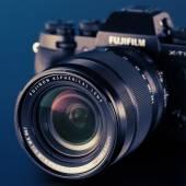 Fujifilm X-T1 Mirrorless Digital — Stok fotoğraf