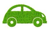 Eco car — Stock Photo