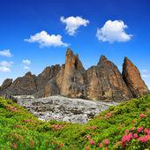 Dolomite Alps,Italy — Stock Photo