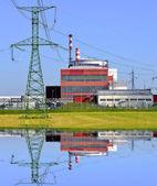 Reactor of nuclear power plant Temelin — Stock Photo