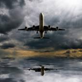 Flugzeuge — Stockfoto