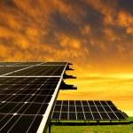 Solar energy panels — Stock Photo #57632245