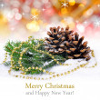Christmas background — Stock Photo #58524921