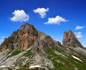 Sexten Dolomites, South Tyrol, Italy — Stock Photo