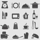 Kitchen and household Utensil — Stock Vector