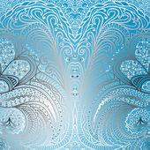 方形グラデーション飾り — ストックベクタ