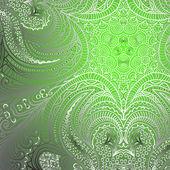 Quadrate bright pattern — Vecteur