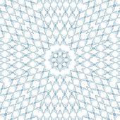 Pattern of Closeup blue smoke — Stock Photo