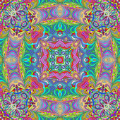 Colorful pattern for design — 图库照片