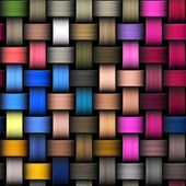 Intertwined abstract background — Stock Photo
