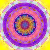 Abstract colorful circle — Stock Photo