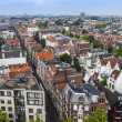 Amsterdam, Netherlands, on July 10, 2014. A view of the city from a survey platform of Westerkerk — Stock Photo #51916339