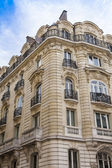Paris, France, on May 3, 2013. Typical architectural detailes — Stok fotoğraf