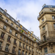 Paris, France, on May 3, 2013. Typical urban view. Historical house — Stock Photo #60455283