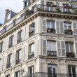 Paris, France, on May 3, 2013. Typical urban view. Historical house — Stock Photo #60455295