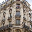 Paris, France, on May 3, 2013. Typical urban view. Historical house — Stock Photo #60527177