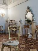 St. Petersburg, Russia, on July 24, 2012. Interior of one of museum halls State Hermitage. The Hermitage - one of the best-known art museums of the world — Foto Stock