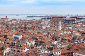 VENICE, ITALY - on APRIL 30, 2015. The top view on island part of the city — Stock Photo