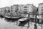 VENICE, ITALY - on MAY 2, 2015. Typical urban landscape — Stock Photo