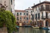 VENICE, ITALY - on MAY 4, 2015. City landscape. — Stock Photo