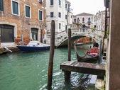 VENICE, ITALY - on MAY 3, 2015. City landscape — Stock Photo
