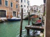 VENICE, ITALY - on MAY 3, 2015. City landscape — ストック写真