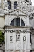 VENICE, ITALY, on MAY 3, 2015 Virgin Mary's Basilica of Curing (Basilica di Santa Maria della Salute) — Stock Photo