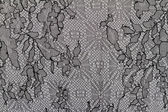 Lacy tablecloth — Stock Photo