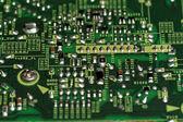 Printed circuits — Stock Photo