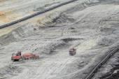 Kömür madenciliği — Stok fotoğraf