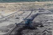 Minería del carbón — Foto de Stock