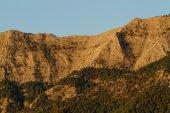 Mountain in Thassos — Stock Photo