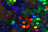 Colorful glitters background — Stock Photo