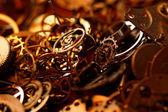 Clock parts for restoration — ストック写真
