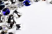 Strasses de cristal grande — Fotografia Stock