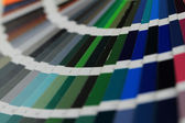 Lot of RAL colors — Stock Photo