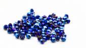 Beautiful glass beads — Stock Photo