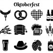 Oktoberfest icons — Stock Vector #53466619