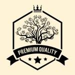 Постер, плакат: Premium Quality badge or label for Olive Oil