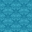 Royal wallpaper with damask seamless floral pattern — Stock Vector #75534759