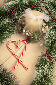 Picture of christmas decoration — Stock Photo