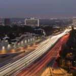 Los Angeles Freeway — Stock Photo #52681109