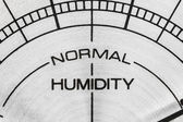 Humidity Meter — Stock Photo