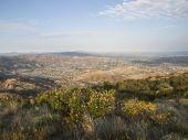 Simi valley viewsimi talblick — Stockfoto
