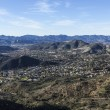 Thousand Oaks California Mountain Top View — Stock Photo #62535215