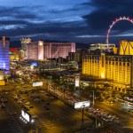 Las Vegas Strip Dusk — Stock Photo #69096665