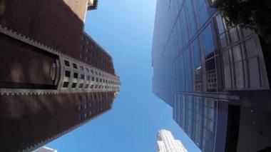 Centrum miasta los angeles — Wideo stockowe
